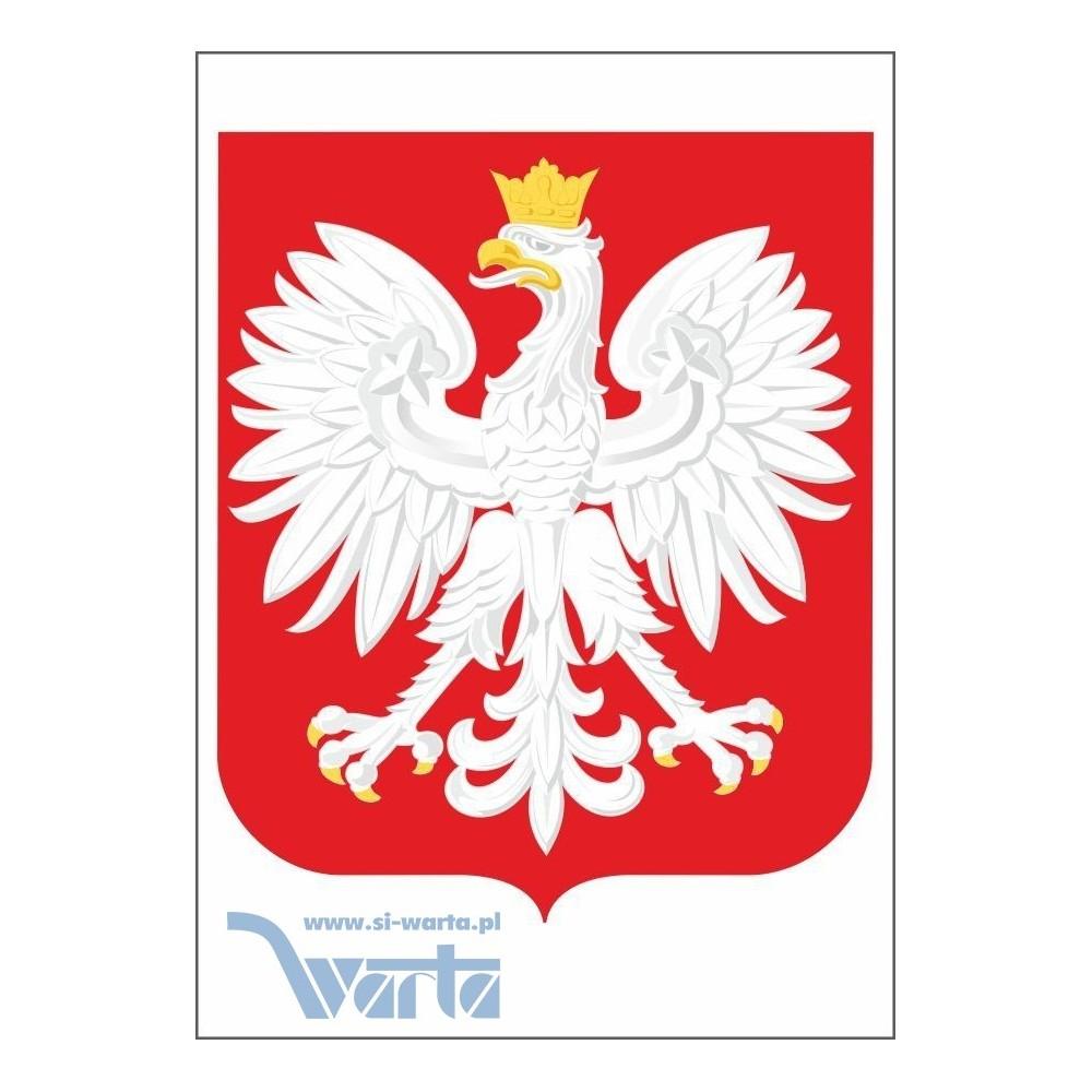1829-314-003 10 Dyplom Państwowy - wzór 10, Godło A4