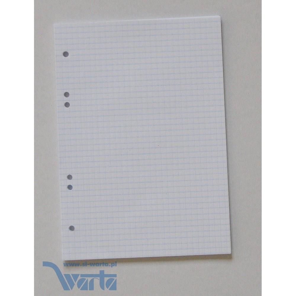Wkład wymienny do segregatora A5, 40 kart