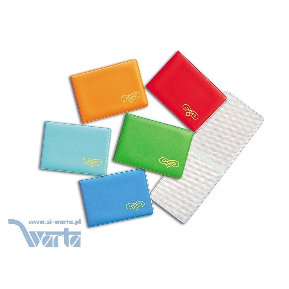 2883-999-001 Okładka na karty magnetyczne, folia alpha