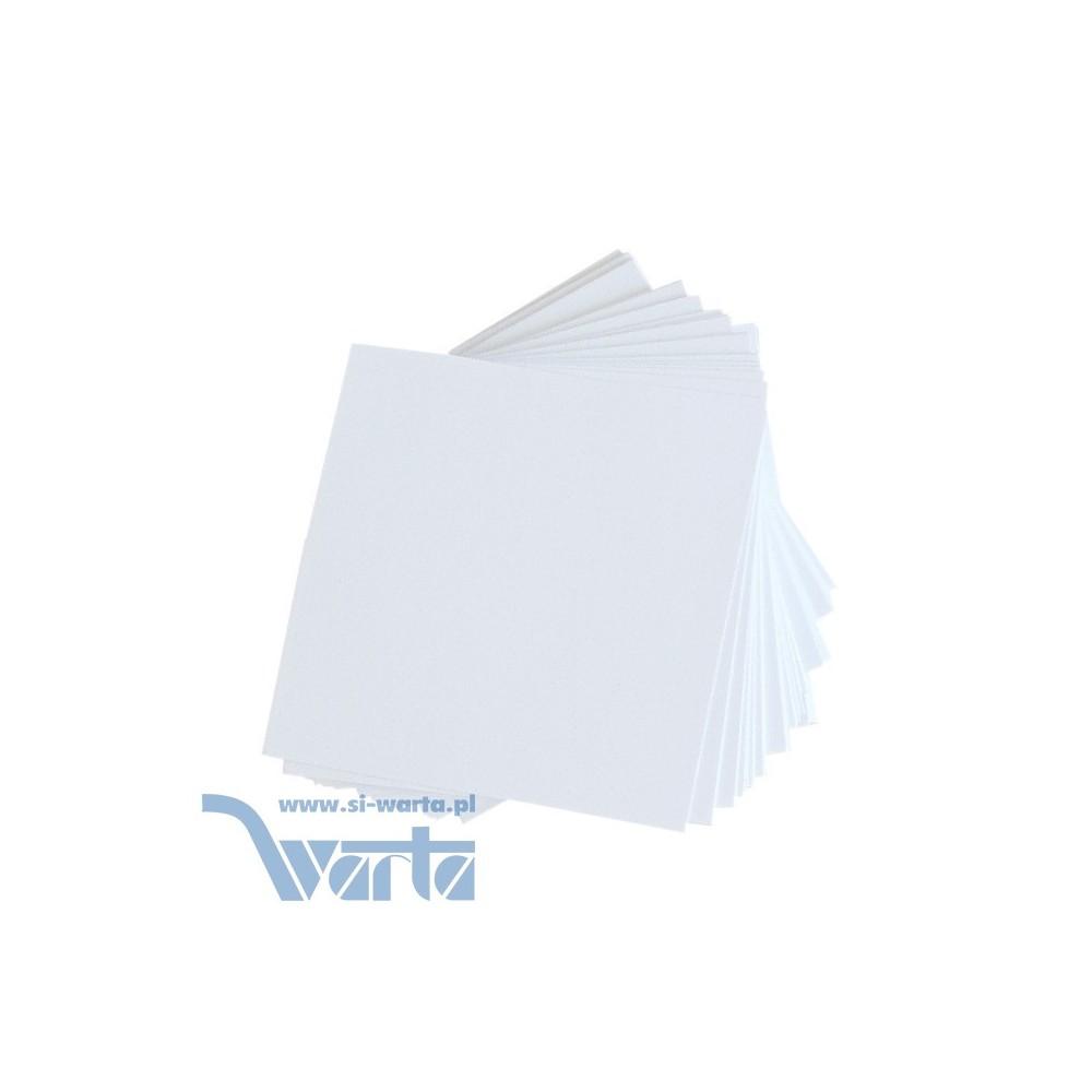 1829-120-021 Notes kostka 83x83x50, biała, nieklejona