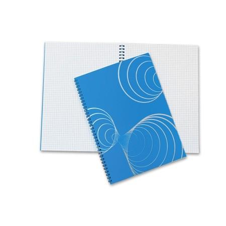 Ringnotizbuch DIN A4, ~100 Seiten