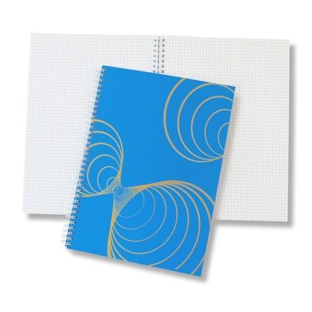 Ringnotizbuch DIN A4, ~50 Seiten