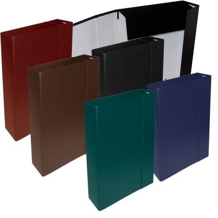 Teczka biurowa 243x325x70, oprawa introligatorska (5 kolorów)