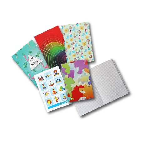 1829-120-033 Notes 100x145, 40k, okładka zadrukowana, oprawa broszurowa