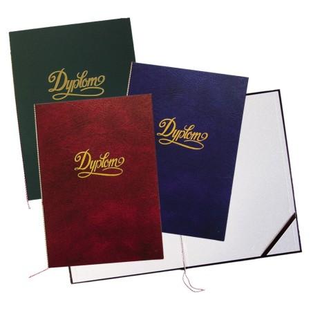 1824-339-072, 073, 074 Okładka na dyplom, z napisem