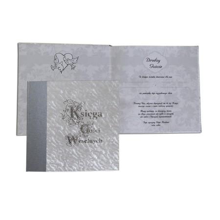 1829-319-104 Księga Gości Weselnych 225x220, okładka łączona