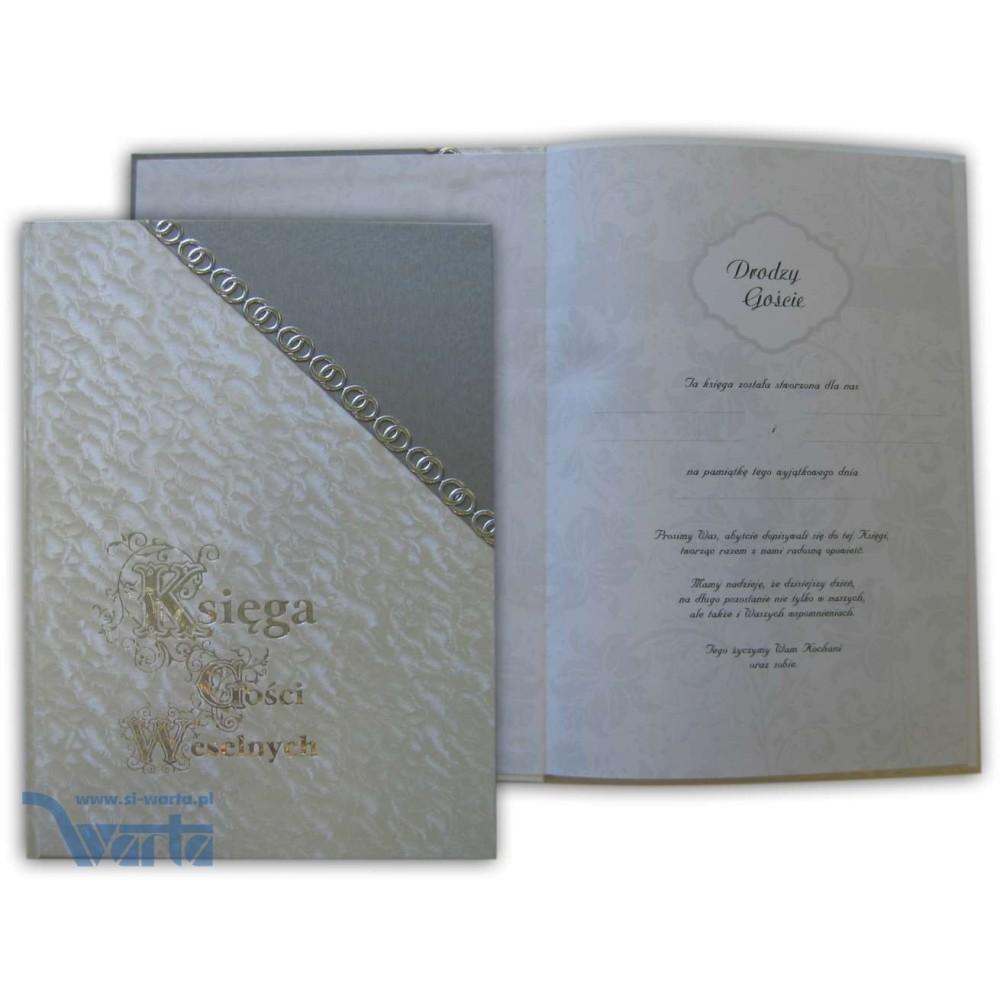 1829-319-108 Księga Gości Weselnych 215x305, okładka z narożnikiem