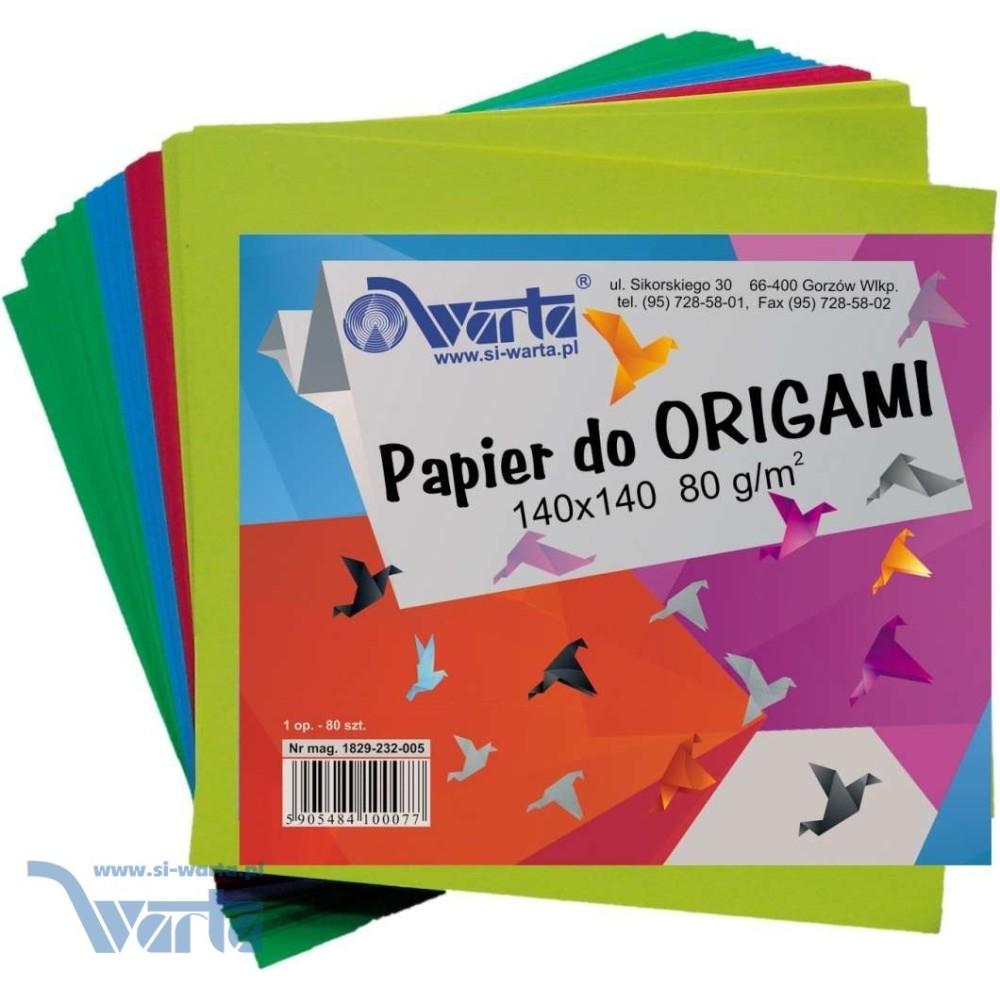 Papier do origami 140x140