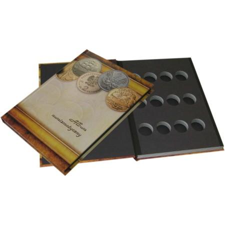 Album na monety 2 złotowe Golden Nordic