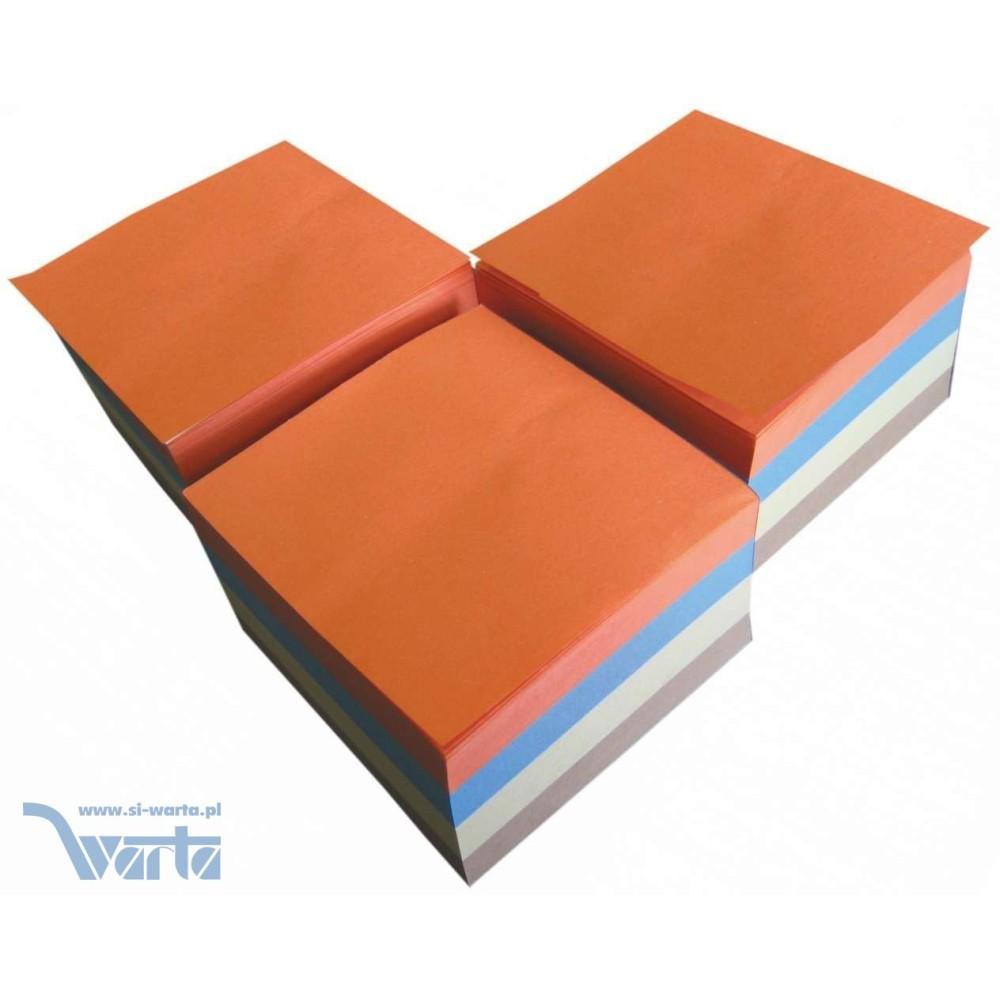 1829-120-045 Notes kostka 83x83x80, kolorowa