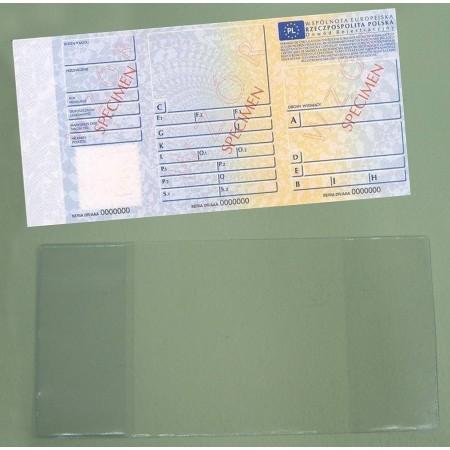 Okładka na Dowód Rejestracyjny