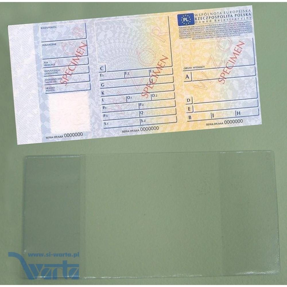 2883-999-028 Okładka na Dowód Rejestracyjny